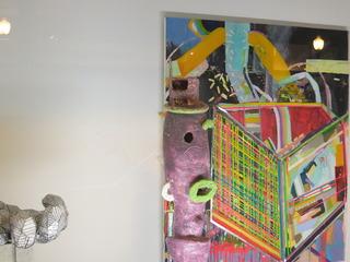 Sara Shafran: Painting Luke Armitstead: Hand and Head, Luke Armitstead, Sara Shafran