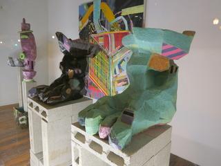 , painter, Sculptor, Luke Armitstead, Sara Shafran