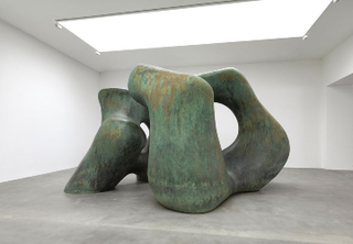 Large Two Forms,Henry Moore