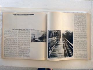 The Monuments of Passaic, Robert Smithson