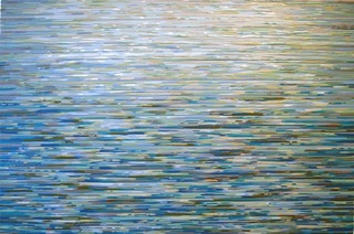 Reflections in Blue, Barbara Kolo