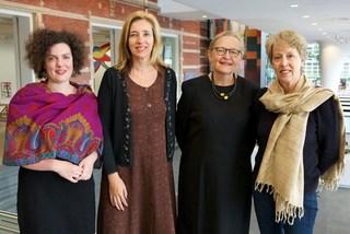 Victoria Anastasyadis, Ingeborg de Roode, Carolien Glazenburg, Marjan Boot ,