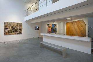 \'In Between\' Installation View,