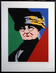 Mother Jones, Rupert Garcia