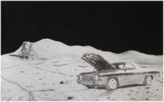 Moon Camino, Debra Barrera