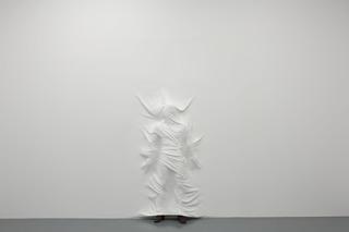 Hiding Figure, Daniel Arsham