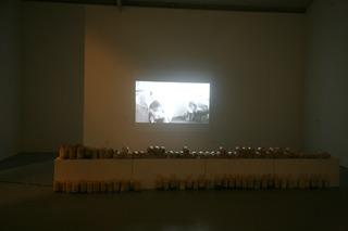 Healing Mushroom (installation view), Pei Li