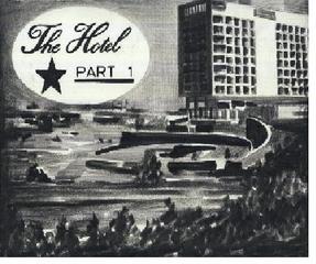 the Hotel, Marcel van Eeden