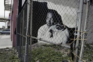 Untitled, Frederick Douglass at West 154 th Street, Harlem, New York, Camilo José Vergara