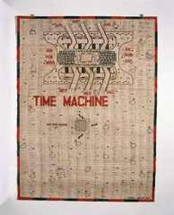 Time Machine, George Widener