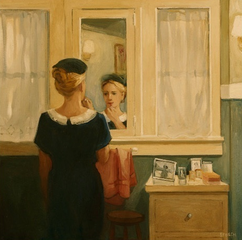 Sunday Morning, as Things Are,Sally Storch