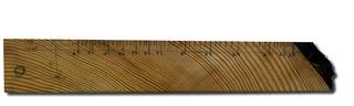 detail of Ruler dOCUMENTA (13), Cevdet Erek