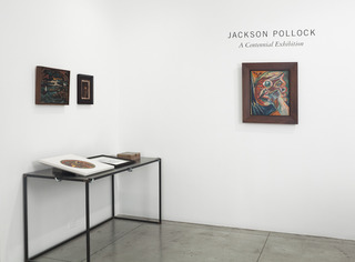 A Centennial Exhibition,Jackson Pollock