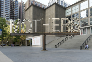 Work No. 1357, MOTHERS, Martin Creed