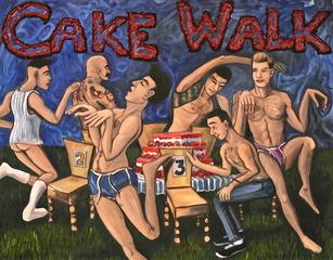 Cake Walk, Corey Thering