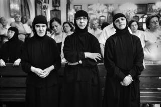 Three Nuns, Beirut, Rania Matar
