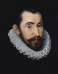 Sir Francis Walsingham possibly after John De Critz the Elder ,