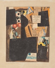 Ohne Titel (This is to Certify that), Kurt Schwitters