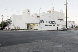 Regen Projects exterior - photo: Christopher Norman ,