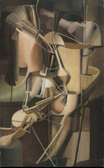 Bride,Marcel Duchamp
