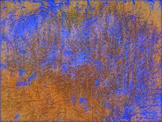 \'Bruyeres\',visual impression of Claude Debussy\'s piano prelude, Tatiana Loguinova