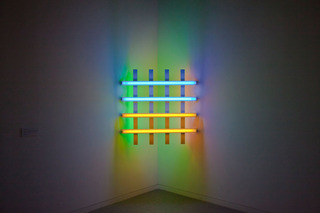Untitled (for you Leo, in long respect and affection) 4,Dan Flavin