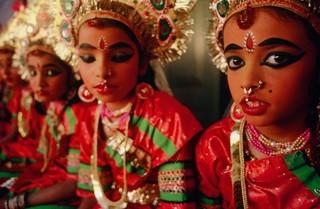 India, 1993 #8, Julia Dean