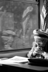 Train to Budapest, Julia Dean