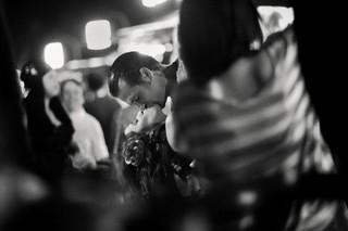 The Kiss, Julia Dean