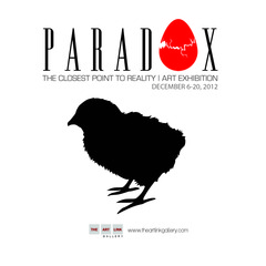 Paradox- The Closest Point to Reality- Art Exhibition, Leo D\'Croix