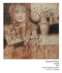 Untitled, Ganesh Pyne