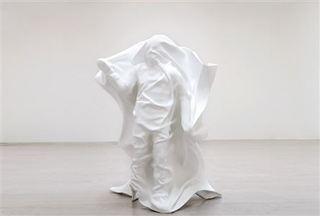 Hollow Figure, Daniel Arsham