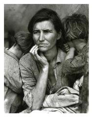 Migrant Mother, Nipomo, Californie, Dorothea Lange