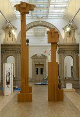 Arkhitectony—After K. Malevich, Goshka Macuga