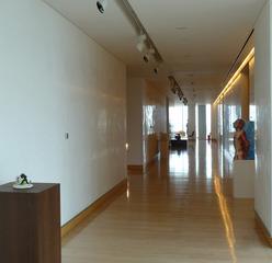 instalation view, Michael Petry, Annie Attridge, Guy Burch
