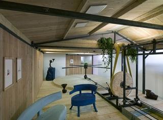 Manufactuur, exhibition view, Atelier van Lieshout