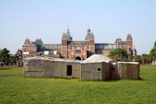 Hagioscoop, Atelier van Lieshout