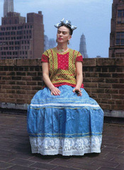 Frida, New York , Nickolas Muray