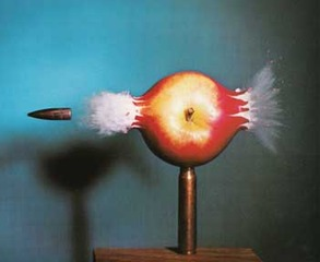 Shooting the Apple, Harold Edgerton