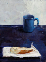 Bread and Cup, Hiroshi Sato