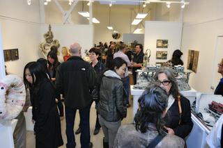 Gallery Opening, SMAart