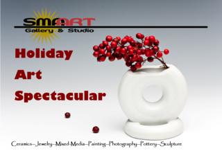 Holiday Art Spectacular, Susan Greggory
