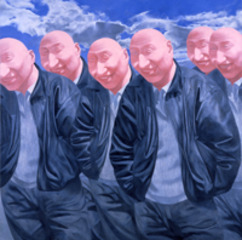 """Series 2, No.3"", Fang Lijun"