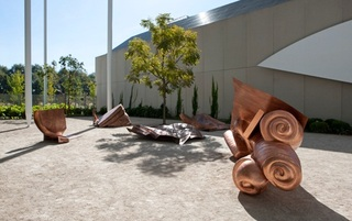 Exhibition view of Danh Vo\'s