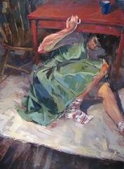 Under the Table, Anne Petty