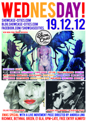 Flyer,Showcase Cities