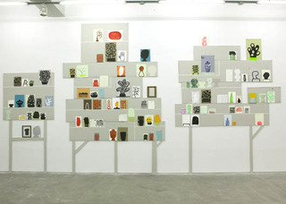 Installation View, Tucker Nichols