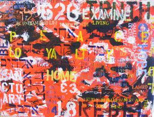 Hebrew Graffiti , Ronit Wiener