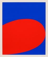 Red Blue, Ellsworth Kelly