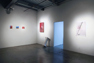Installation view, James L Marshall